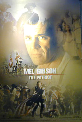 movie analysis of the patriot written by robert rodat It's written by robert rodat of saving private ryan, and shares that film's anxiety about 'fighting the good fight' it's directed by emmerich and, after independence day and godzilla, you could.